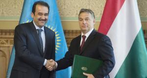 kazakh-hungarian